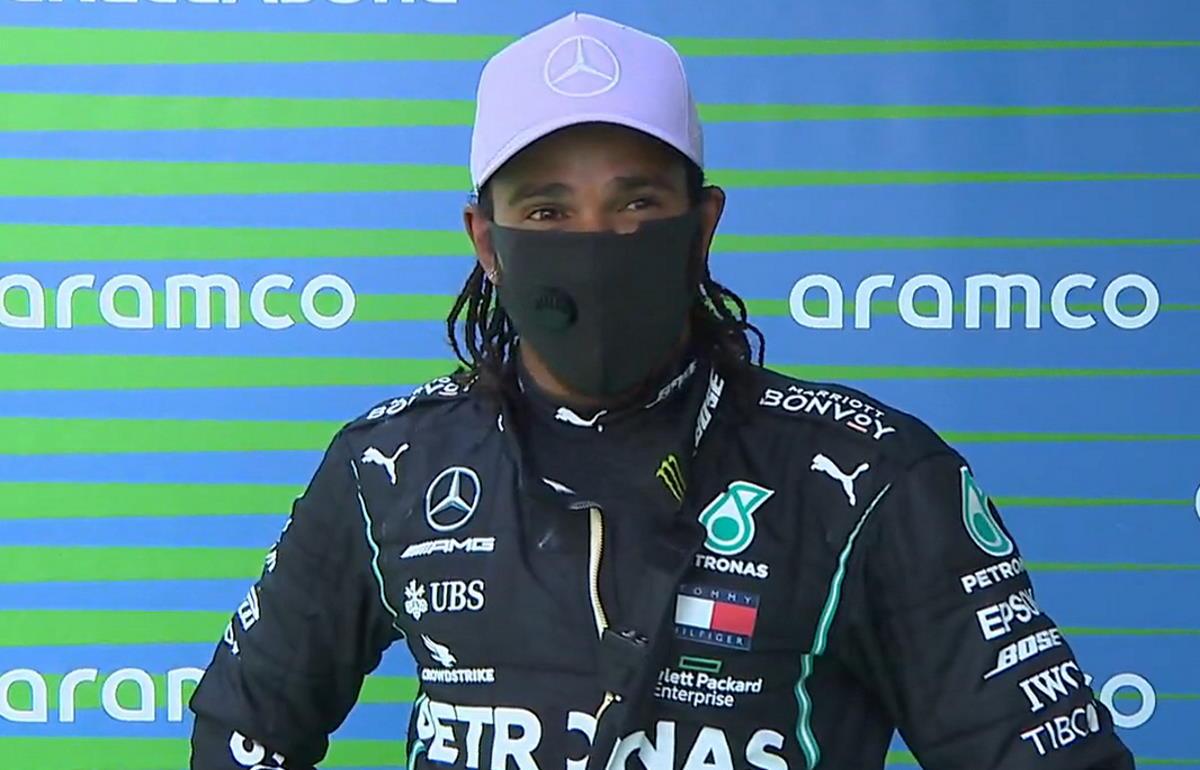 Formula 1, il solito Hamilton primo anche nel Gran Premio di Spagna
