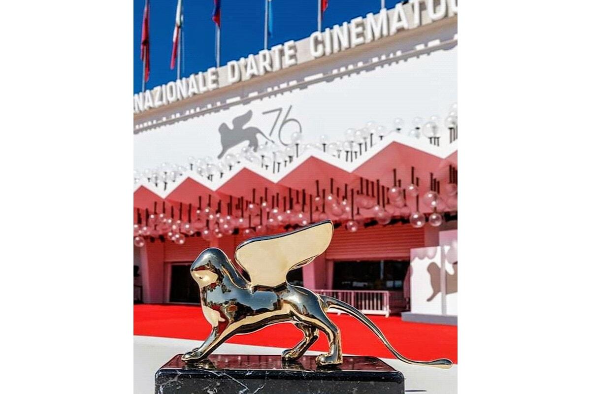 È ufficiale! La cerimonia di apertura del Venezia film festival in diretta nelle sale cinematografiche