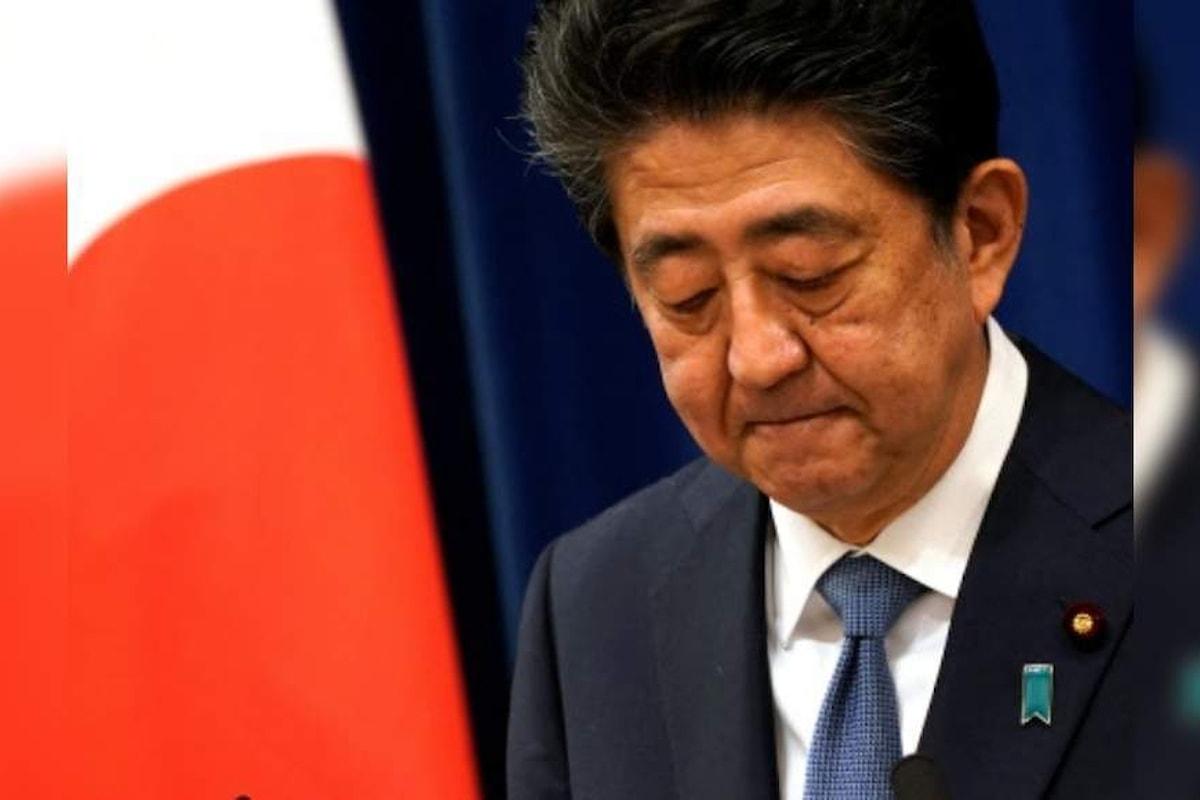 Giappone: si è dimesso il premier Shinzo Abe