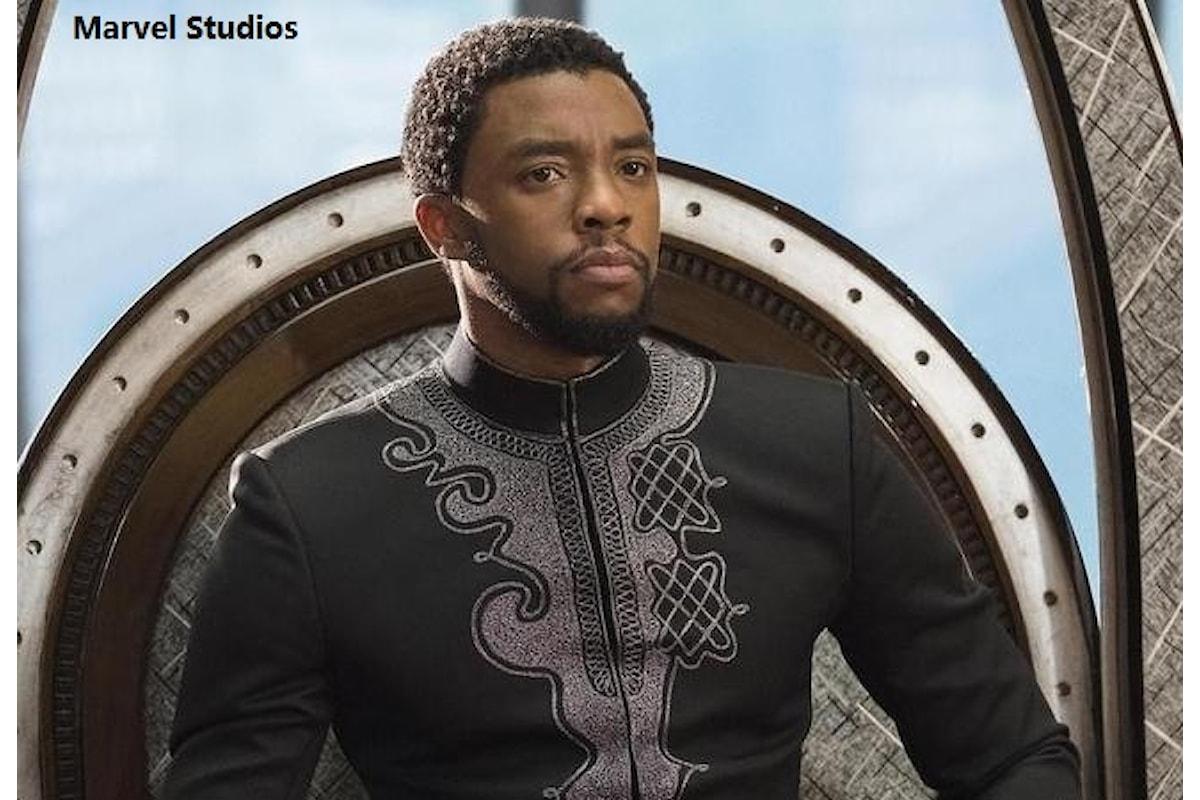 Addio Chadwick Boseman, morto per un tumore al colon l'attore di Black Panther