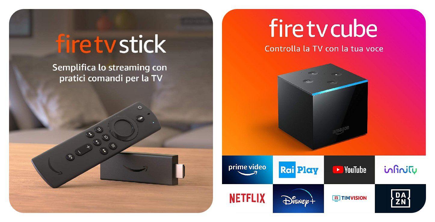 La nuova Amazon Fire TV Stick è disponibile in preordine e la Amazon Fire TV Stick sbarca in Italia