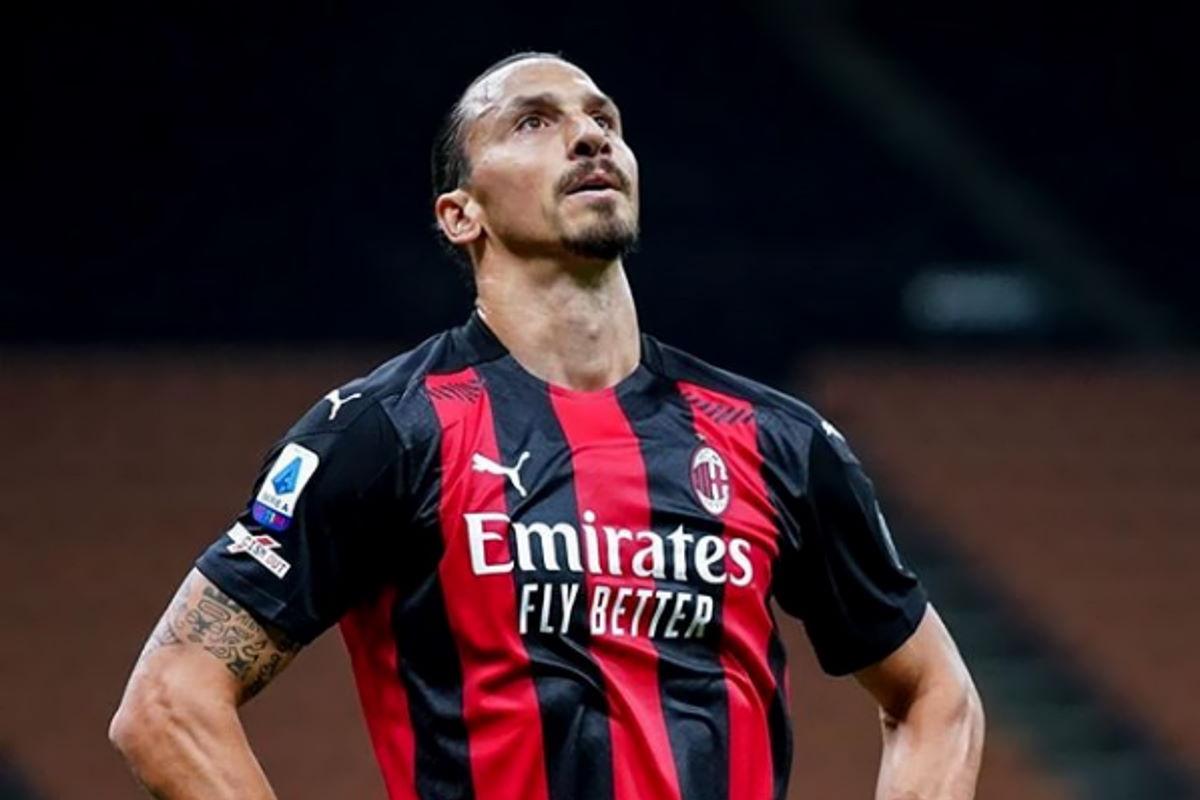 Ibrahimovic è positivo al coronavirus e salterà perlomeno le prossime quattro partite del Milan