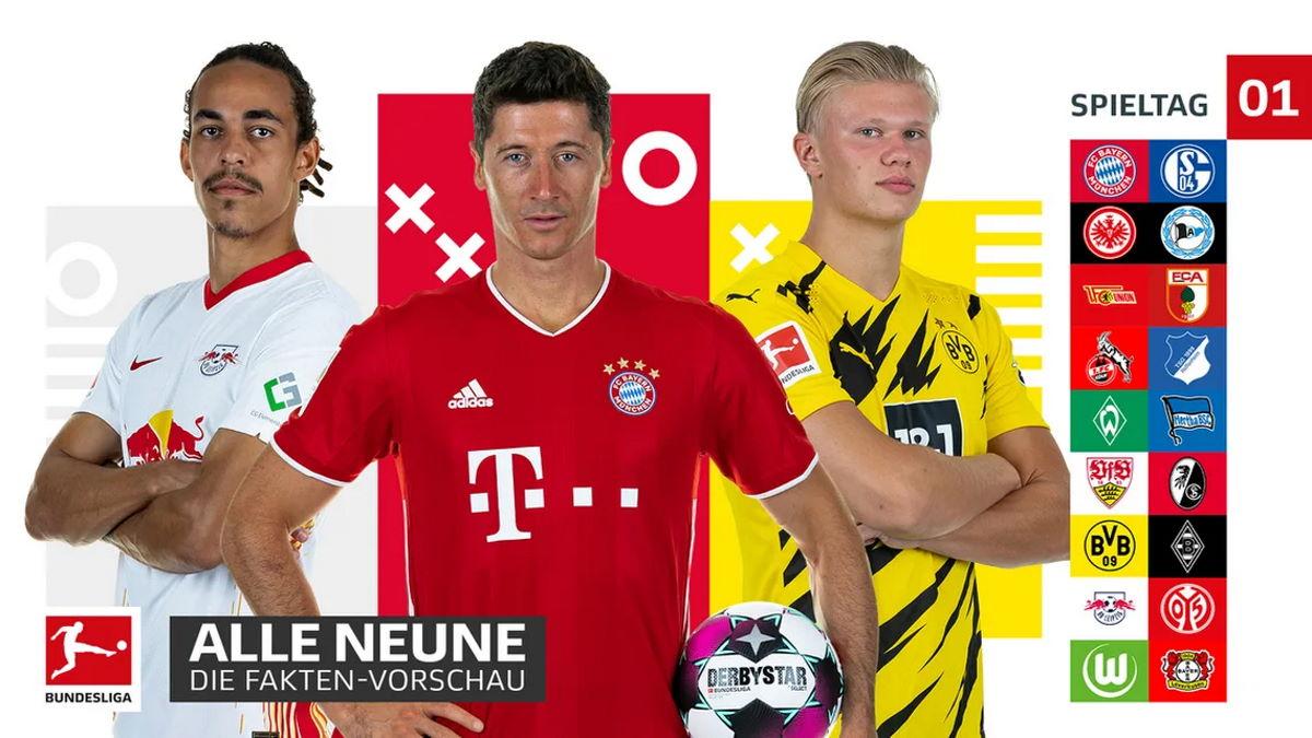 La Bundesliga riparte con gli stadi aperti... parzialmente