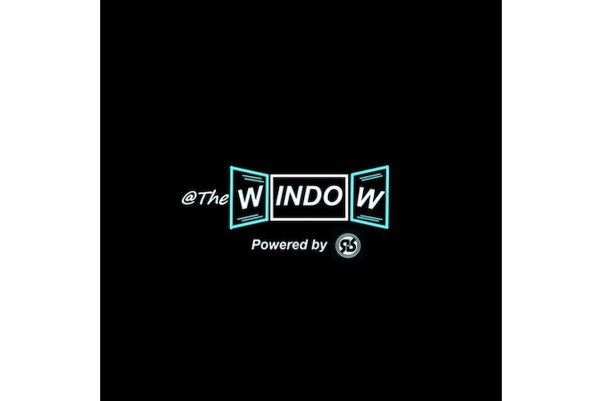 @TheWindow, lo show in diretta online dallo studio e dal giardino di Ross Roys