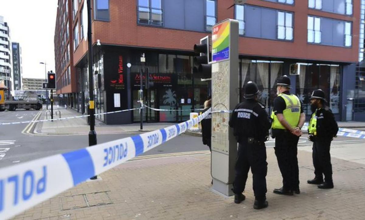 Numerose persone accoltellate a Birmingham, ma non sembra trattarsi di un atto di terrorismo