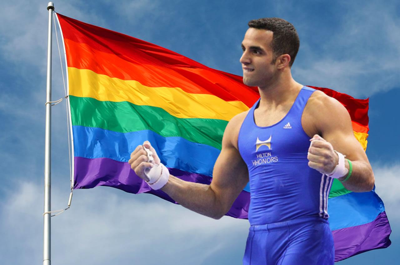 Coming Out del ginnasta olimpico Danell Leyva