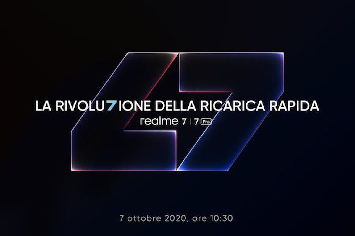 Realme 7 e Realme 7 Pro sono stati presentati ufficialmente anche in Italia: interessanti, ma...