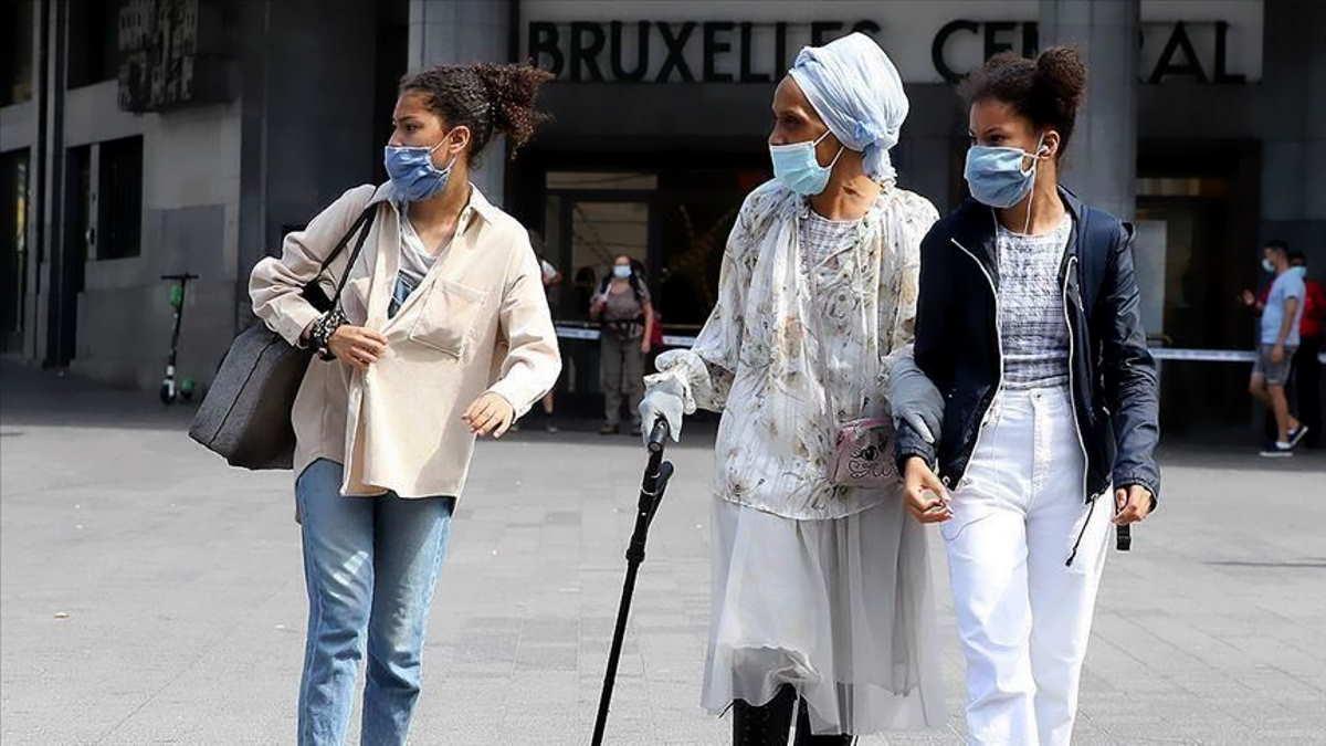 In Belgio il contagio da coronavirus è ormai quasi fuori fuori controllo