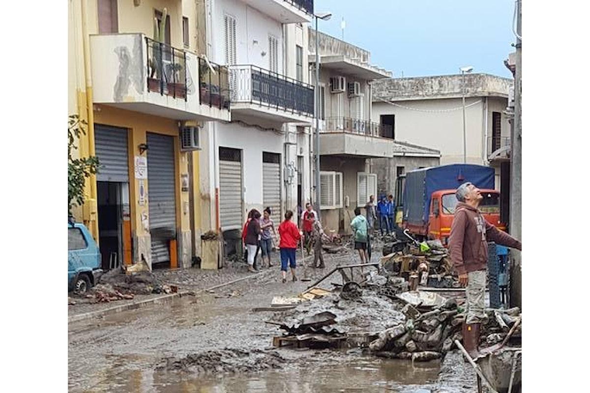 Milazzo (ME) – Assegnate le somme agli alluvionati di Bastione