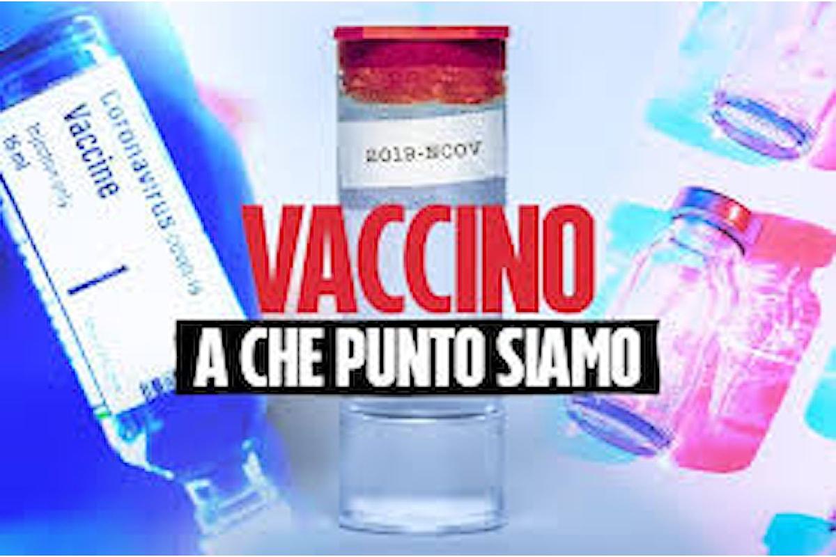 I vaccini e la vaccinazione contro il Coronavirus responsabile della Covid-19. Qual è la situazione?