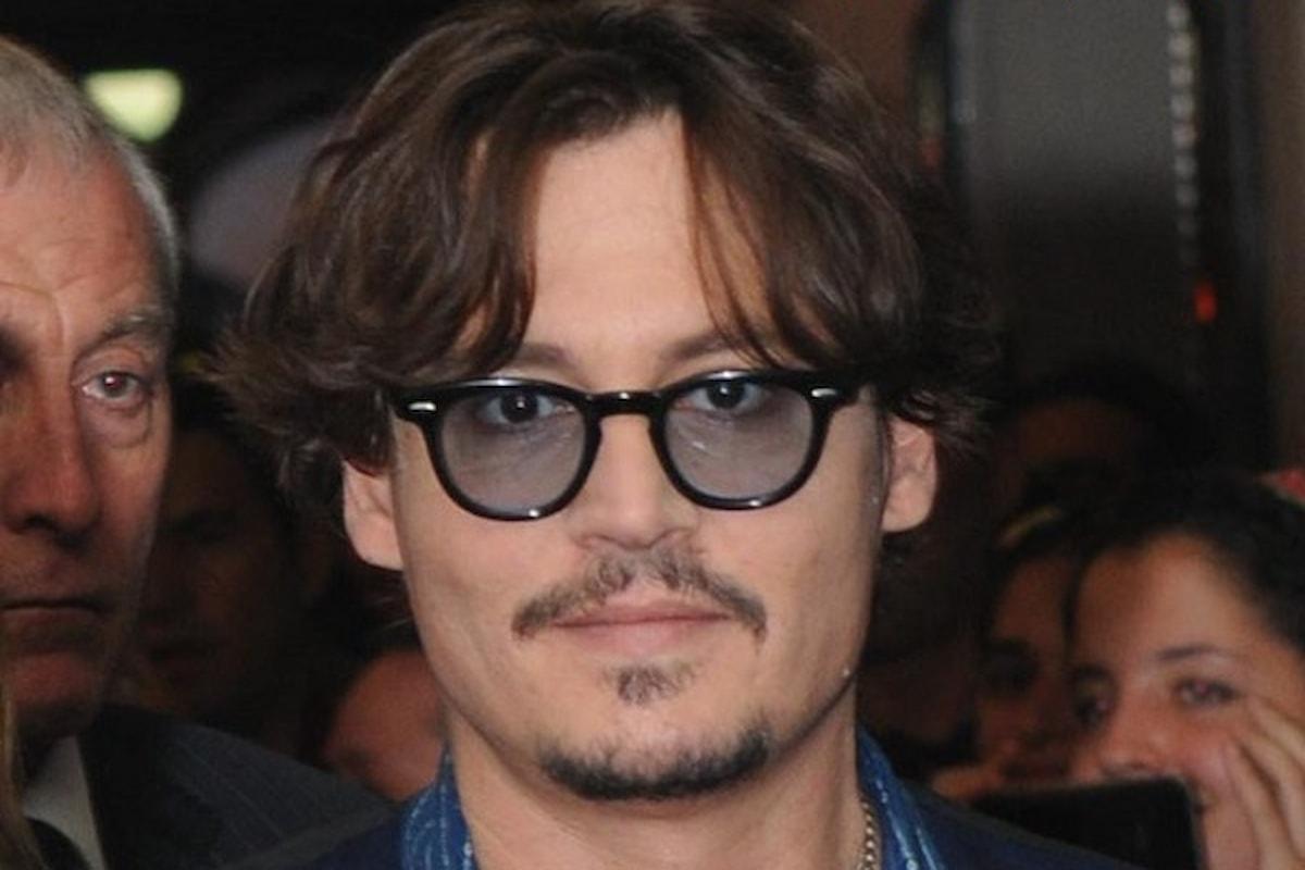 Johnny Depp, i fan dell'attore lanciano la petizione per rimuovere Amber Heard da Aquaman 2