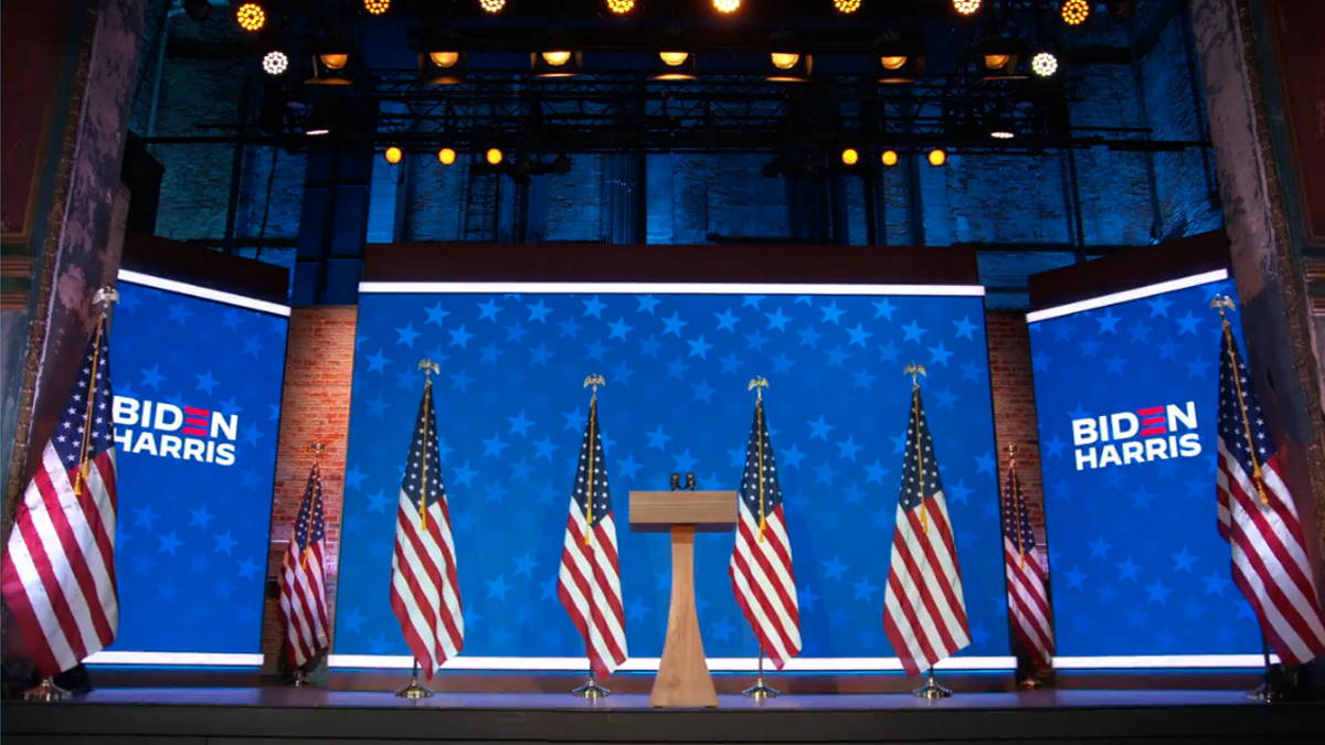 Neppure venerdì Biden si dichiara vincitore quando ormai il conteggio dimostra il suo vantaggio in 4 Stati chiave