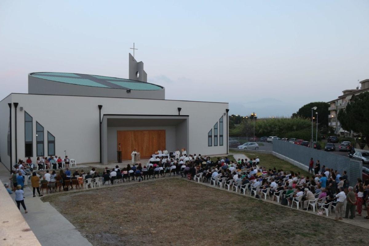 Milazzo (ME) - La chiesa della Trasfigurazione da oggi è una realtà