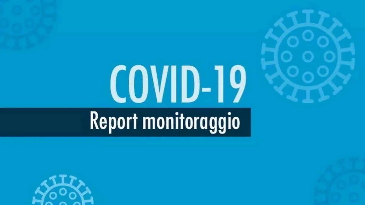 Report monitoraggio Covid dal 16 al 22 novembre: la velocità di trasmissione dell'epidemia sta rallentando
