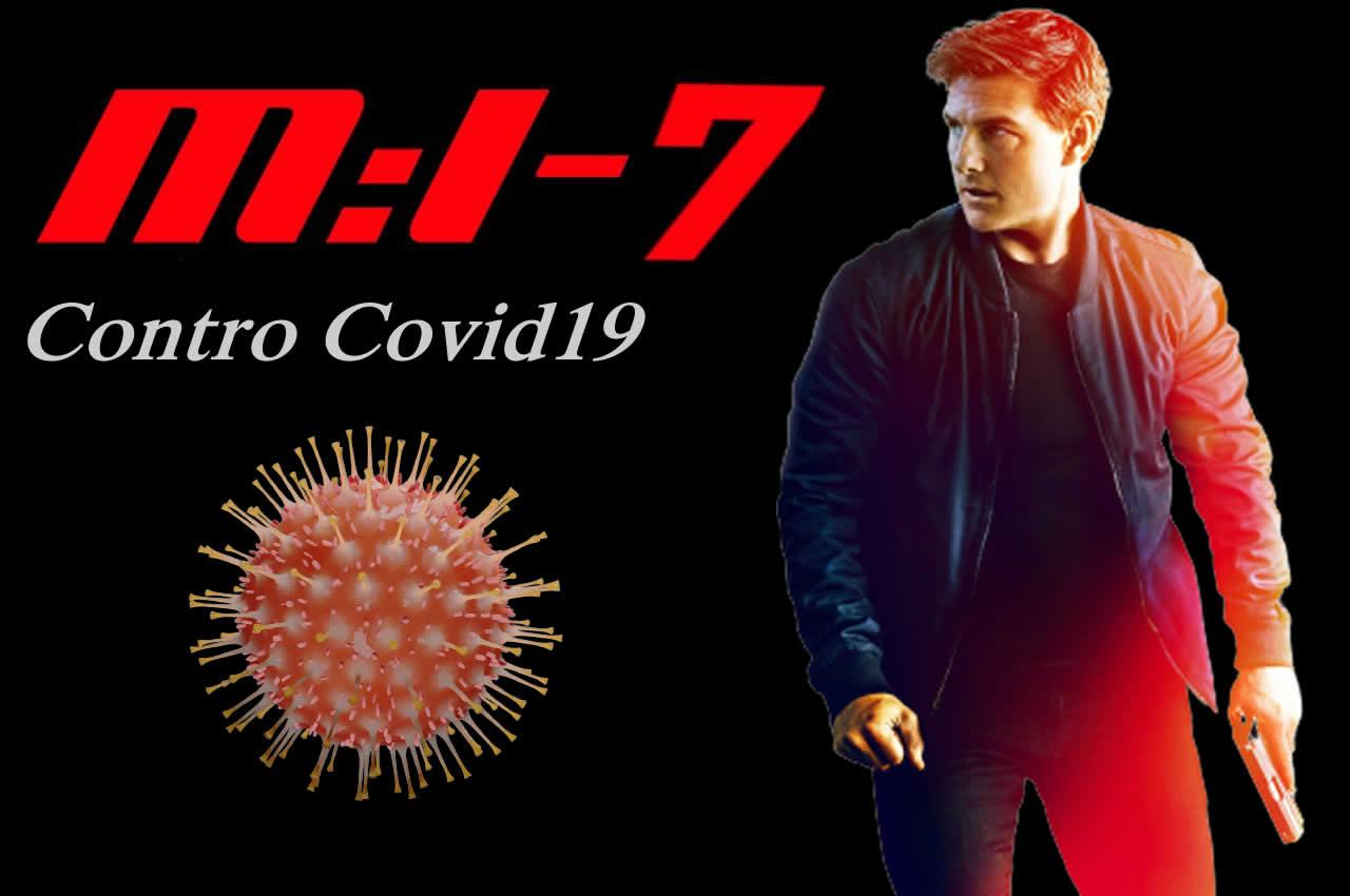 Tom Cruise contro chi non rispetta le norme anti Covid