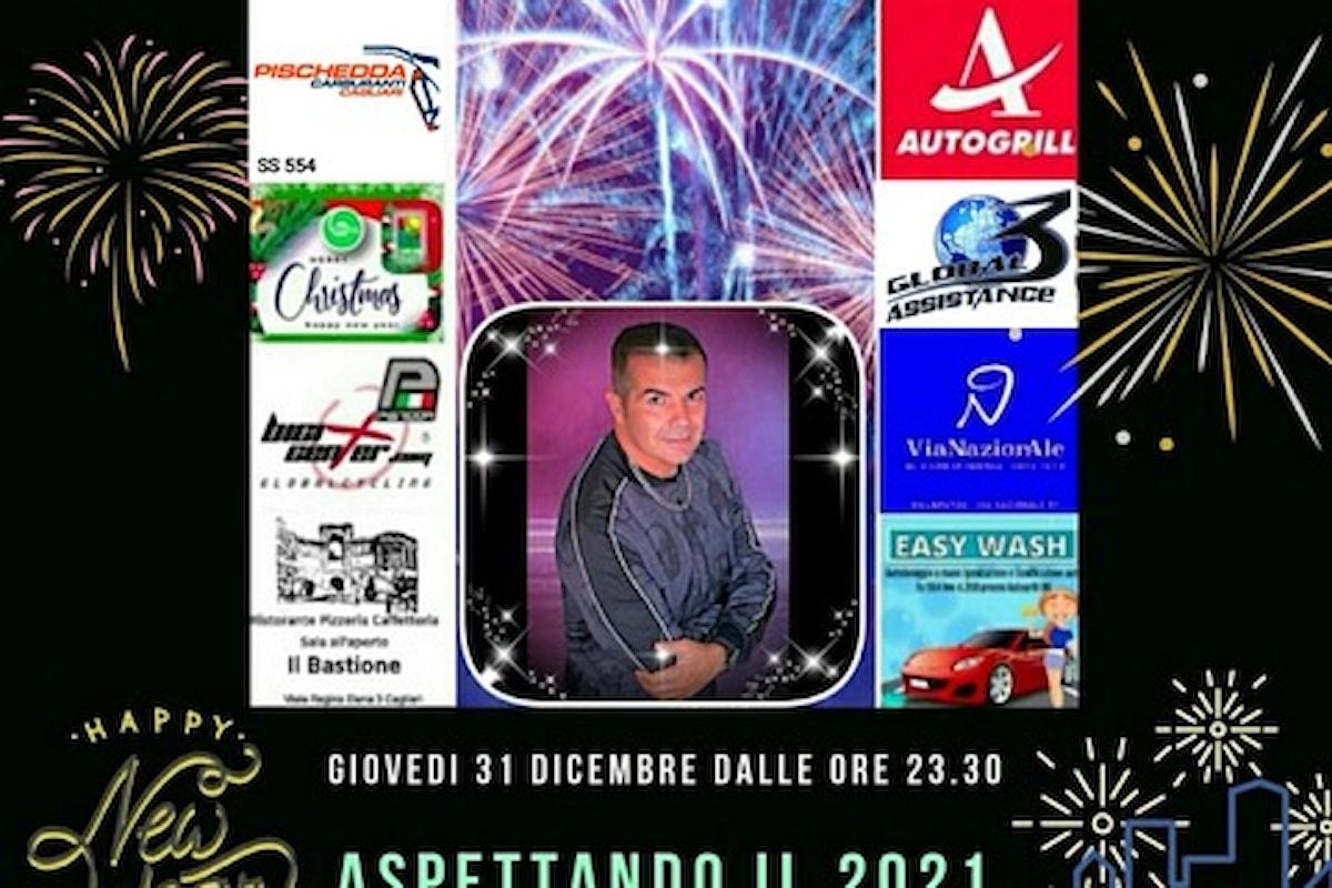 Sandro Murru Kortezman, energia e tanta musica anche a Capodanno, online in diretta