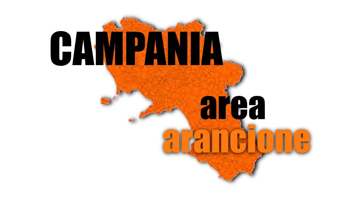 Valle d'Aosta, Campania, Toscana, P.A. Bolzano in area arancione. Emilia Romagna, FVG, Marche, Puglia e Umbria in zona gialla