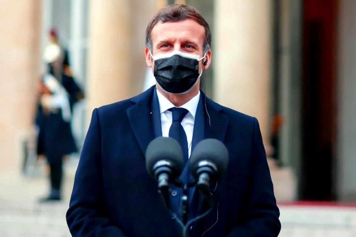 Il presidente Francese Macron positivo al Covid: In isolamento per almeno una settimana
