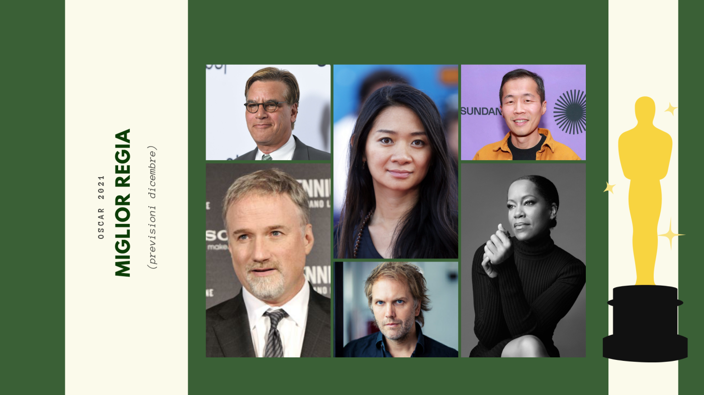 Oscar 2021: quali sono i 12 migliori registi da tenere d'occhio (previsioni dicembre)