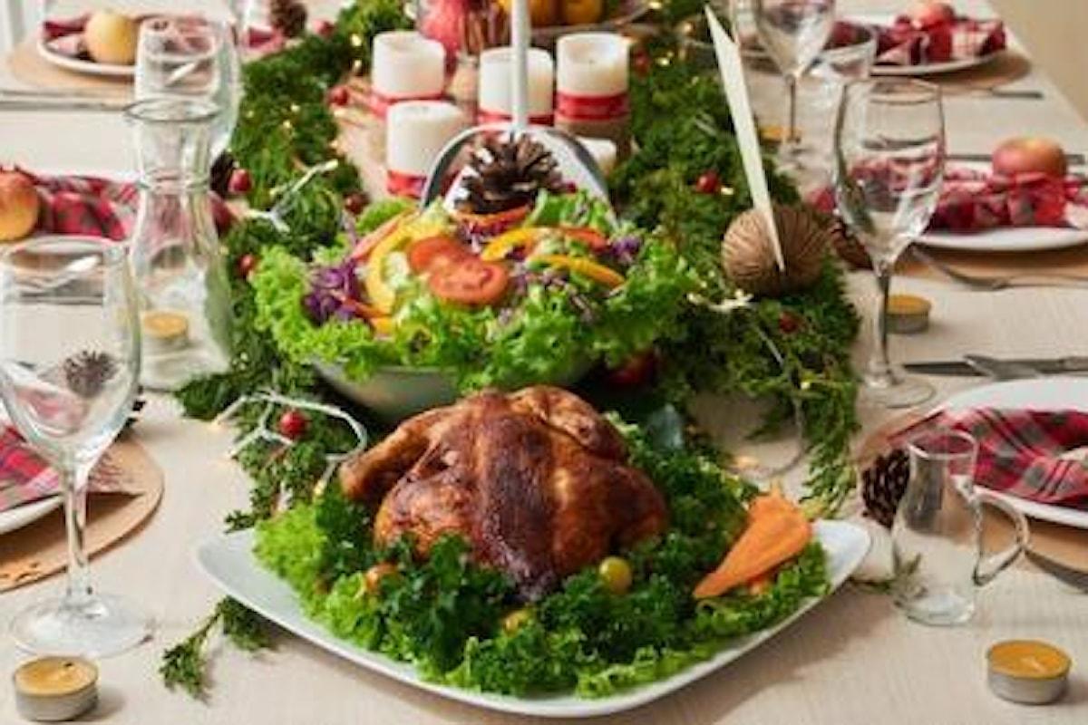 I colori del Natale: come affrontare gli sgarri a tavola durante le festività senza sensi di colpa
