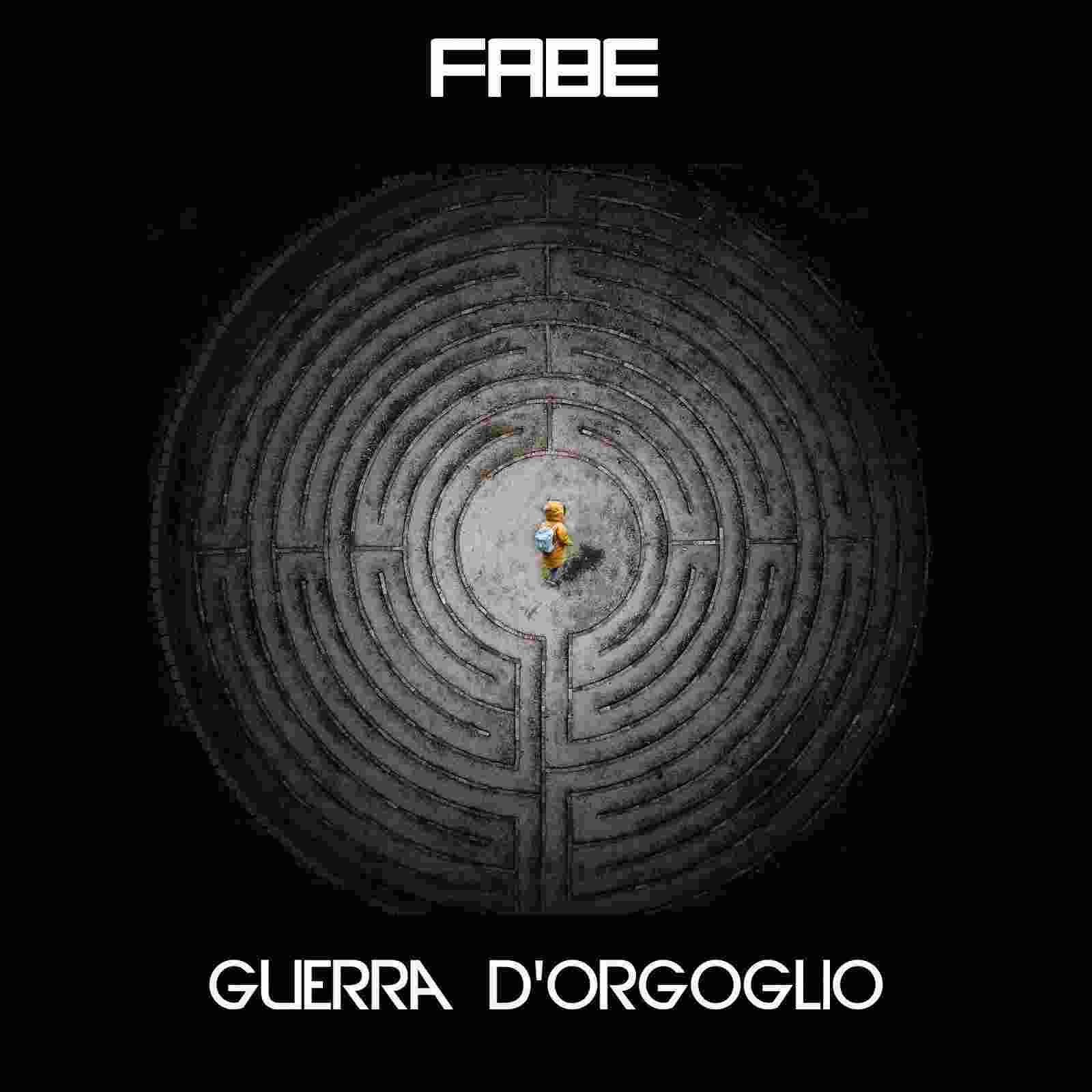 """Fabe, """"Guerra d'orgoglio"""" un brano autobiografico che definisce il carattere deciso dell'omonimo Ep del cantautore torinese"""