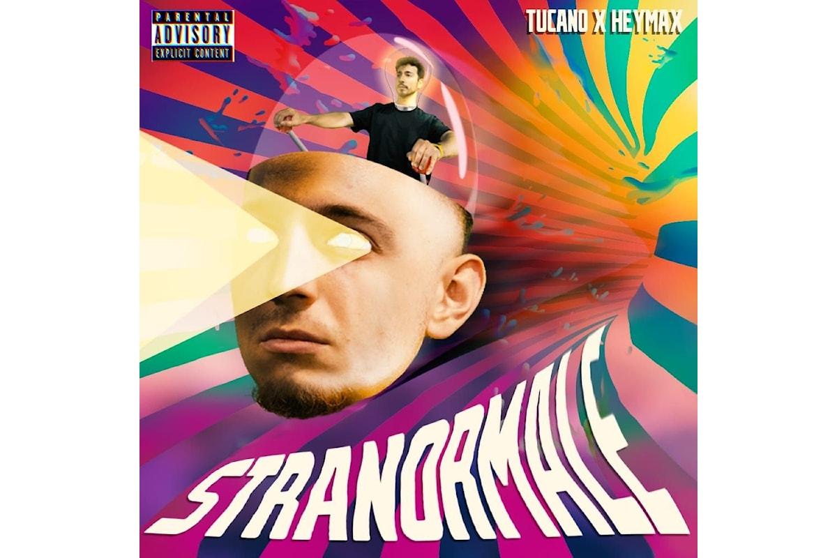 """Tucano """"Stranormale"""" è il nuovo Ep del rapper romano"""