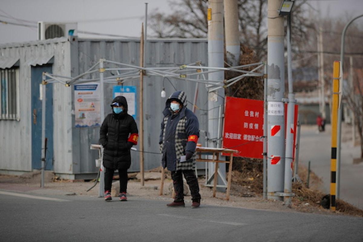 La Cina ha registrato ieri un nuovo decesso legato al Covid-19, il primo in otto mesi