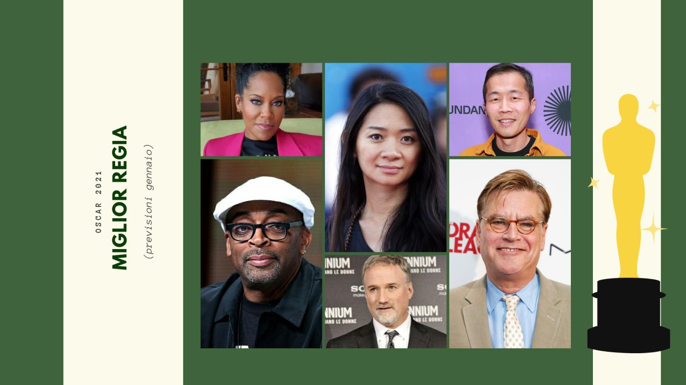 Oscar 2021: quali sono i 10 migliori registi da tenere d'occhio? (previsioni gennaio)