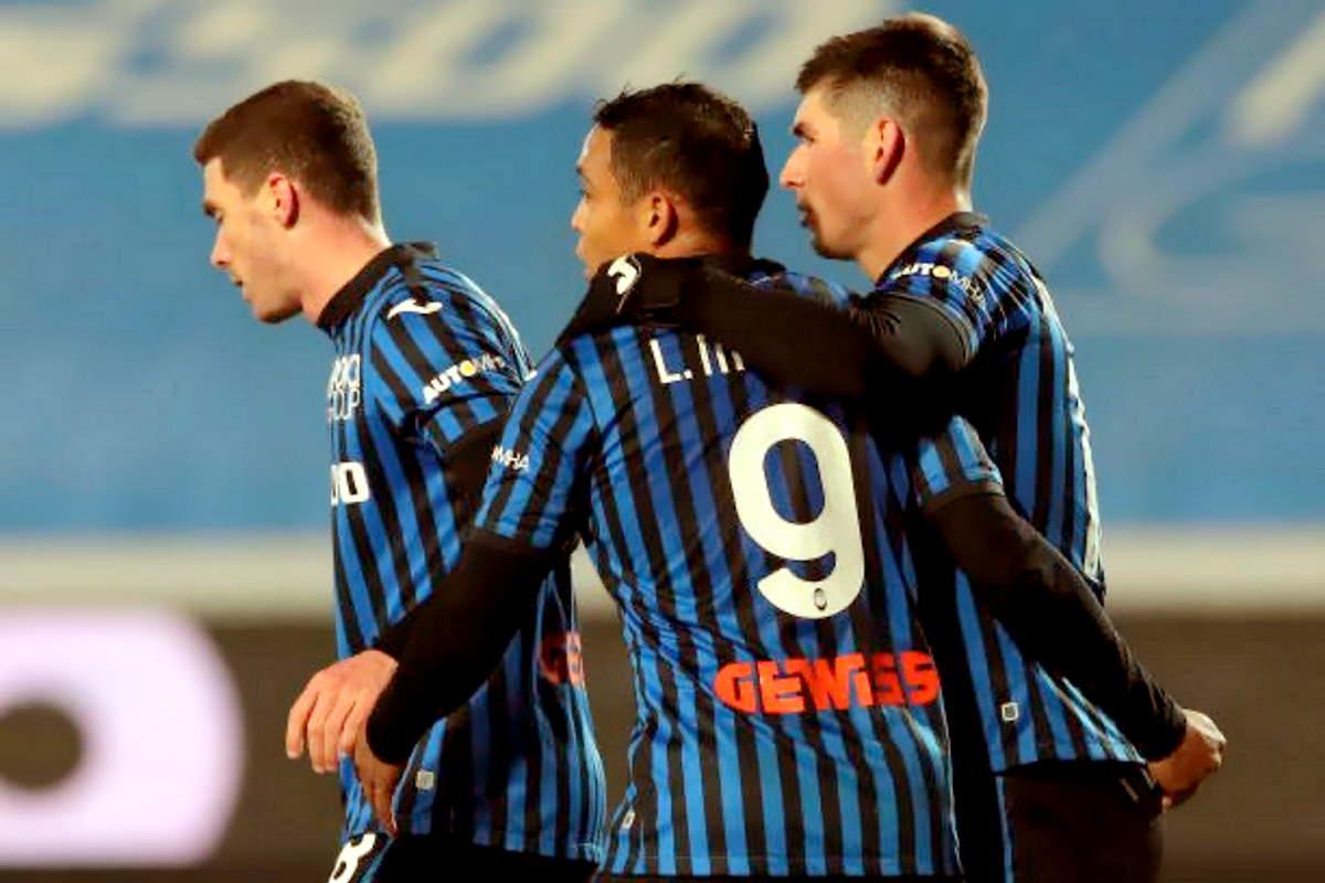 Coppa Italia: l'Atalanta seconda semifinalista dopo aver battuto la Lazio 3-2