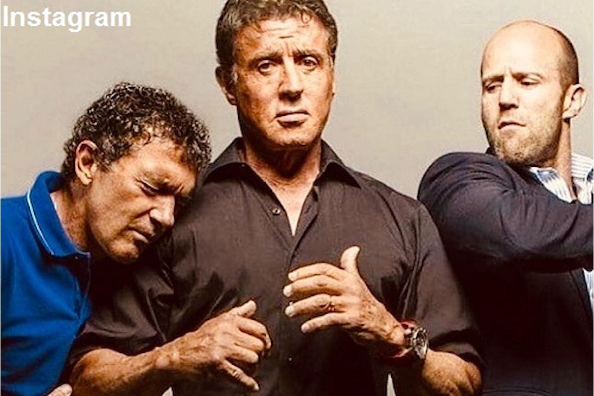 Ecco in che modo Sylvester Stallone elimina il 2020 (VIDEO)