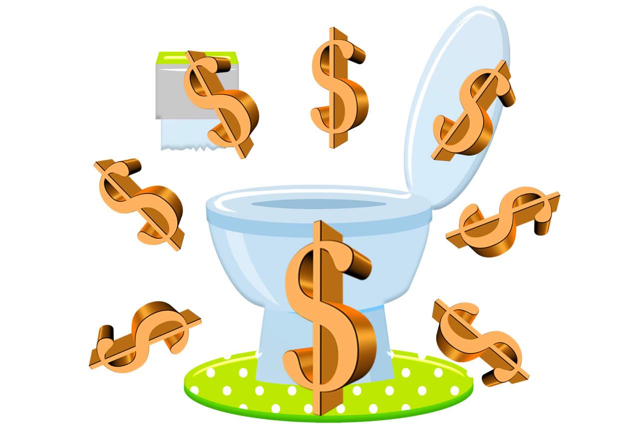 Amministrazione Trump: 3mila dollari al mese per un WC