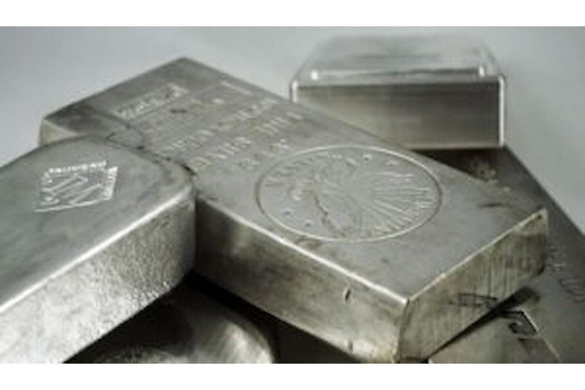 Prezzo, l'argento potrebbe beneficiare di uno scenario assai promettente