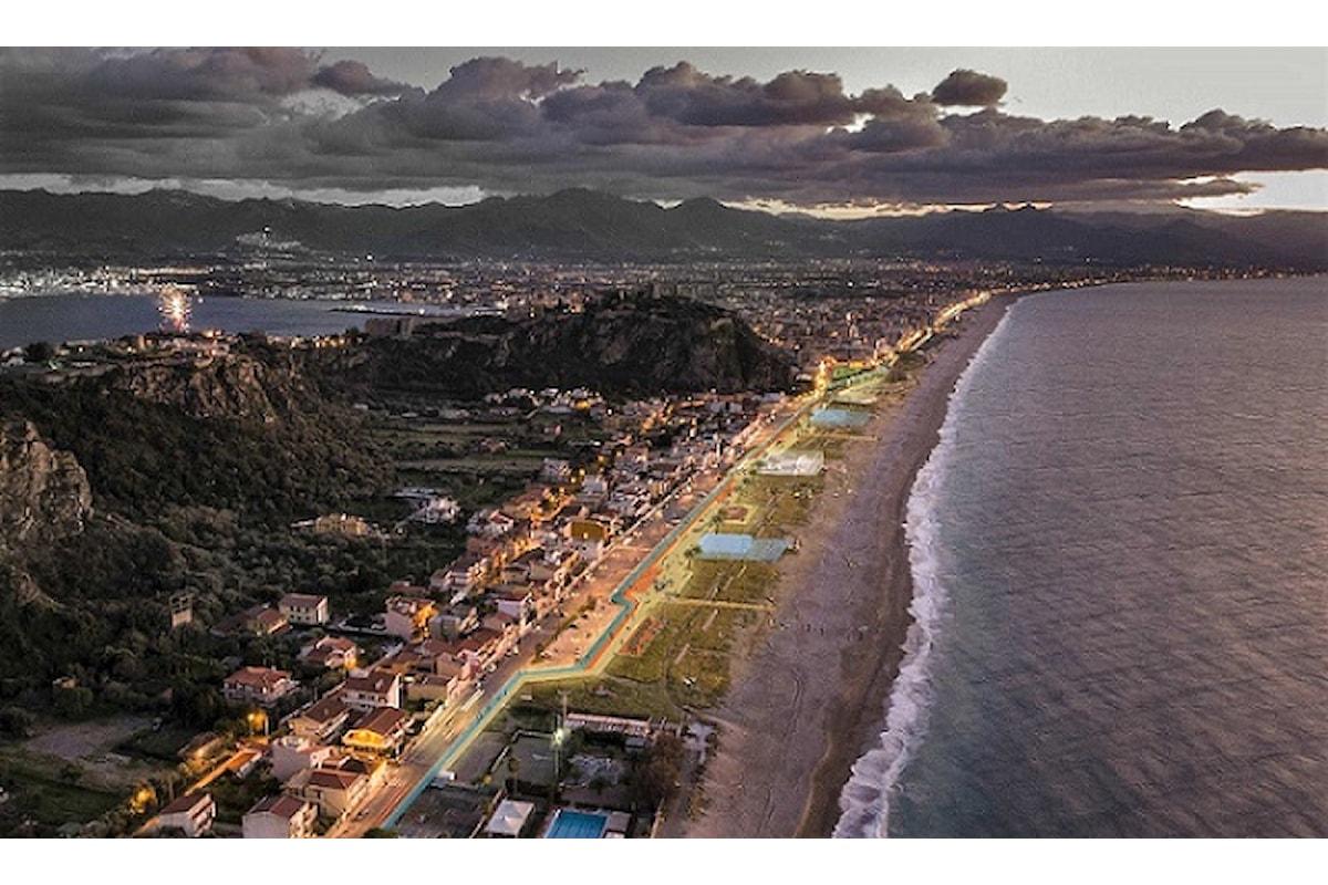 Milazzo (ME) - Riqualificazione riviera di Ponente, ecco il progetto presentato