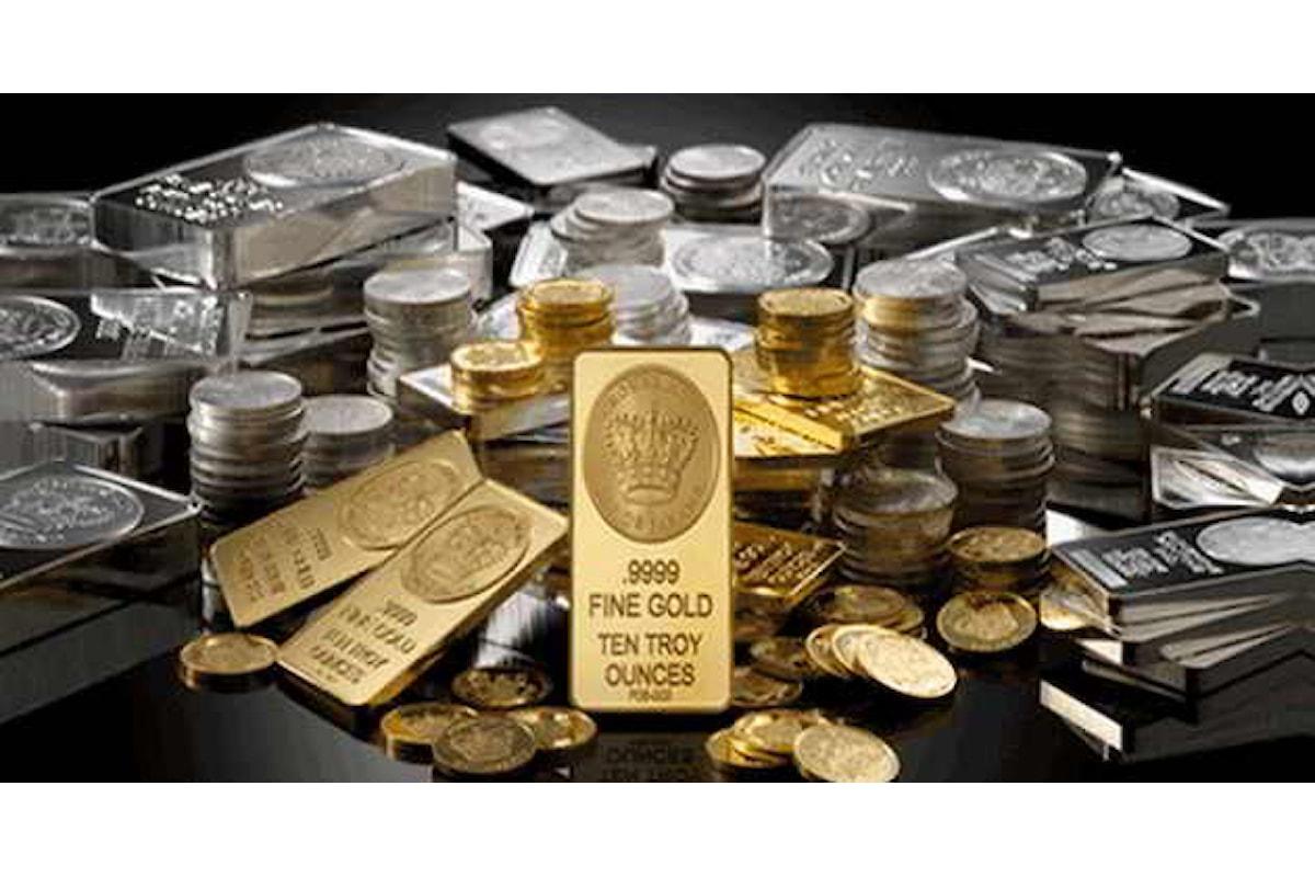 Prezzi delle materie prime in rally grazie all'ottimismo sulla ripresa economica