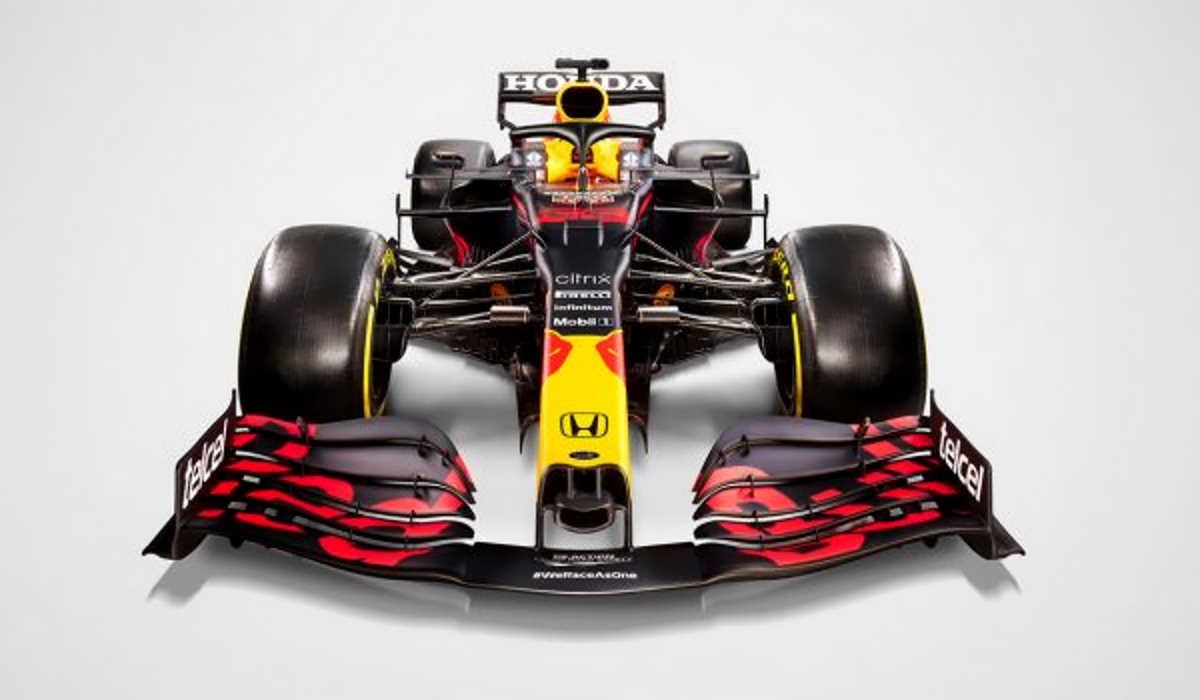 Red Bull svela la nuova RB16B per la stagione 2021 di Formula
