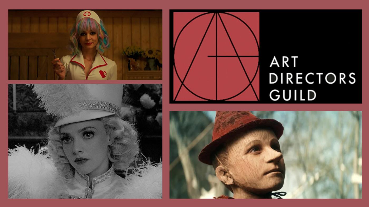 Art Directors Guild Awards 2021: tra i candidati per la miglior scenografia spicca Pinocchio
