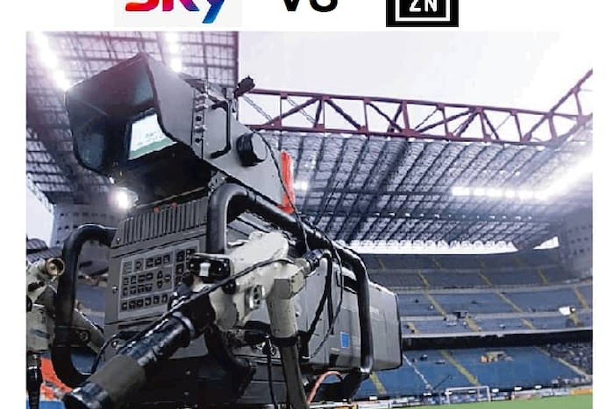 Battaglia tra Dazn e Sky sui diritti tv della Serie A per il triennio 2021-2024