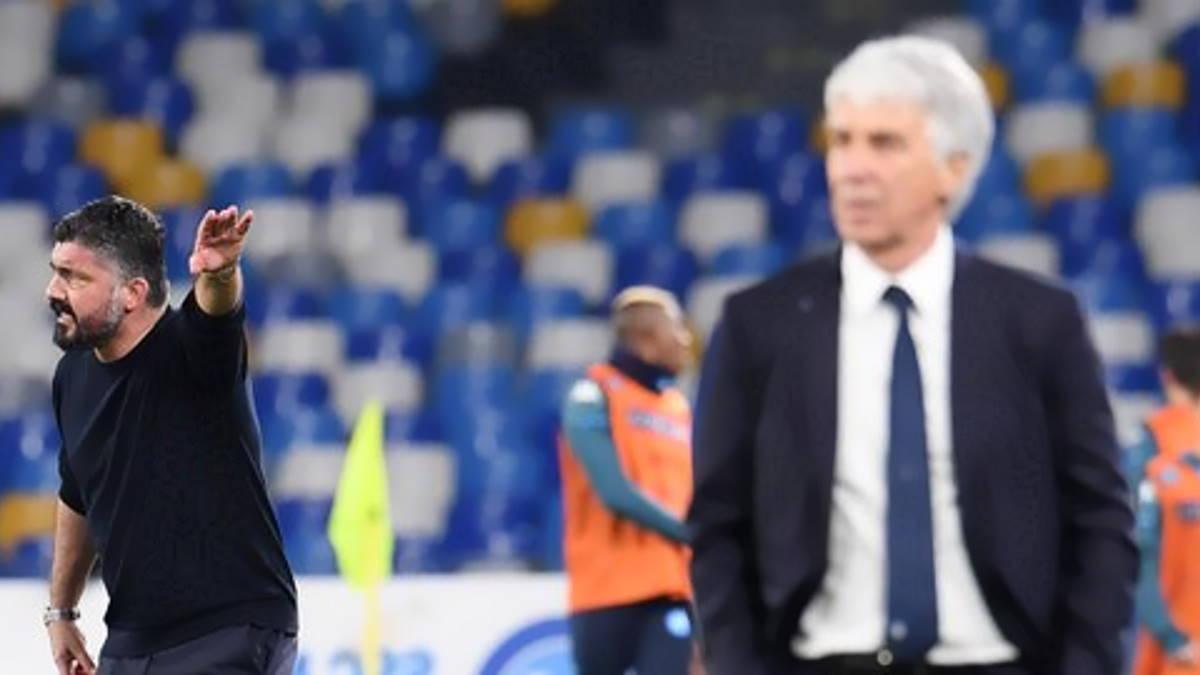 Coppa Italia, uno 0-0 brutto e noioso quello della semifinale di andata tra Napoli e Atalanta