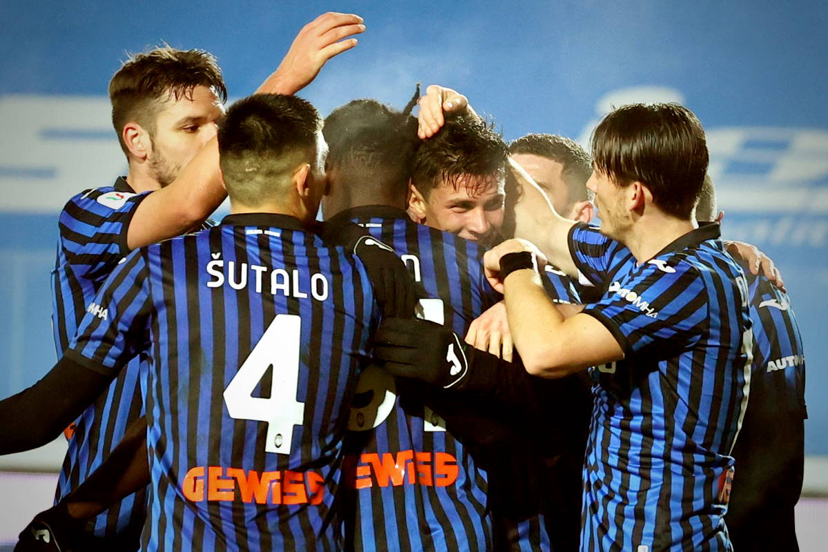 Coppa Italia: 3-1 al Napoli e l'Atalanta va in finale con la Juventus