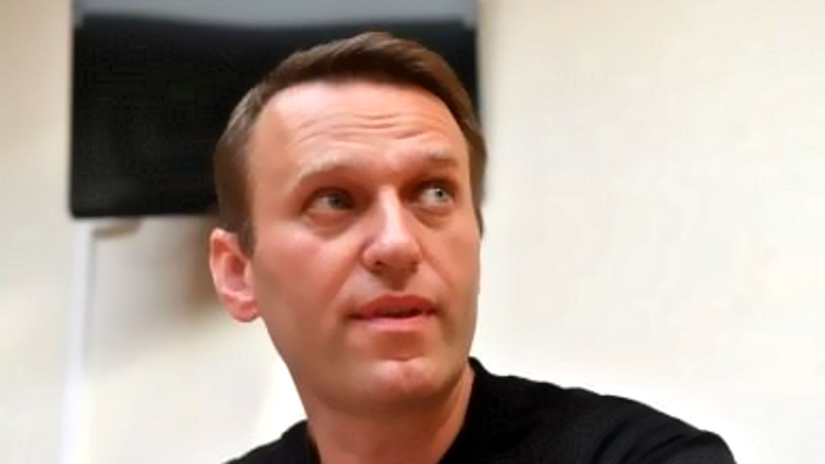 Navalny: Imprigionato per intimidire un gran numero di persone