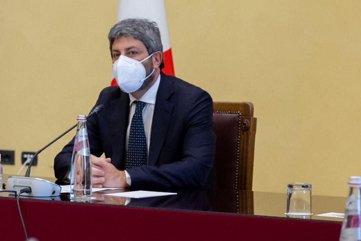 Roberto Fico oggi pomeriggio tornerà al Quirinale: con quale indicazione?