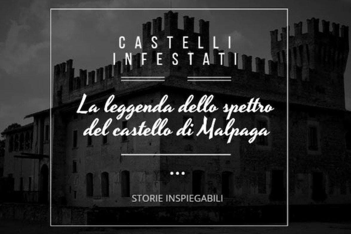 La leggenda dello spettro del castello di Malpaga