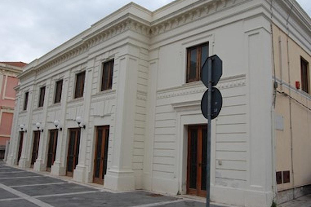 Milazzo (ME) - Restrizioni teatro, salta il monologo programmato al Trifiletti
