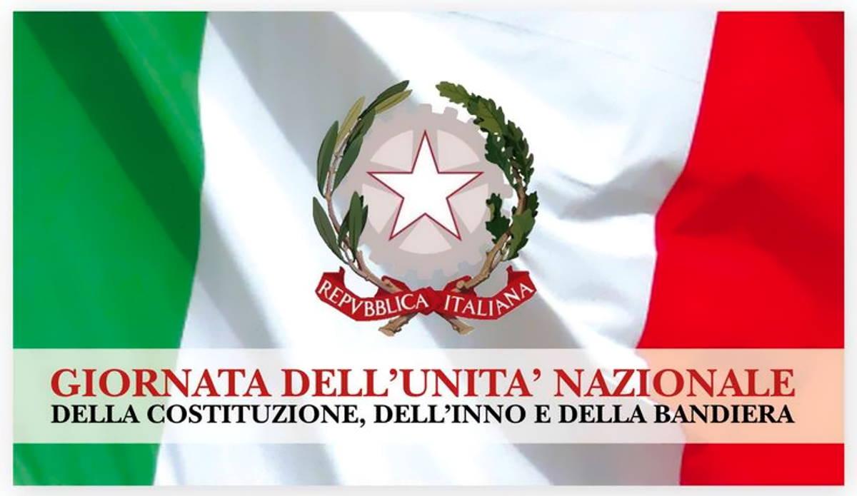 17 marzo, Giornata dell'Unità nazionale, della Costituzione, dell'Inno e della Bandiera