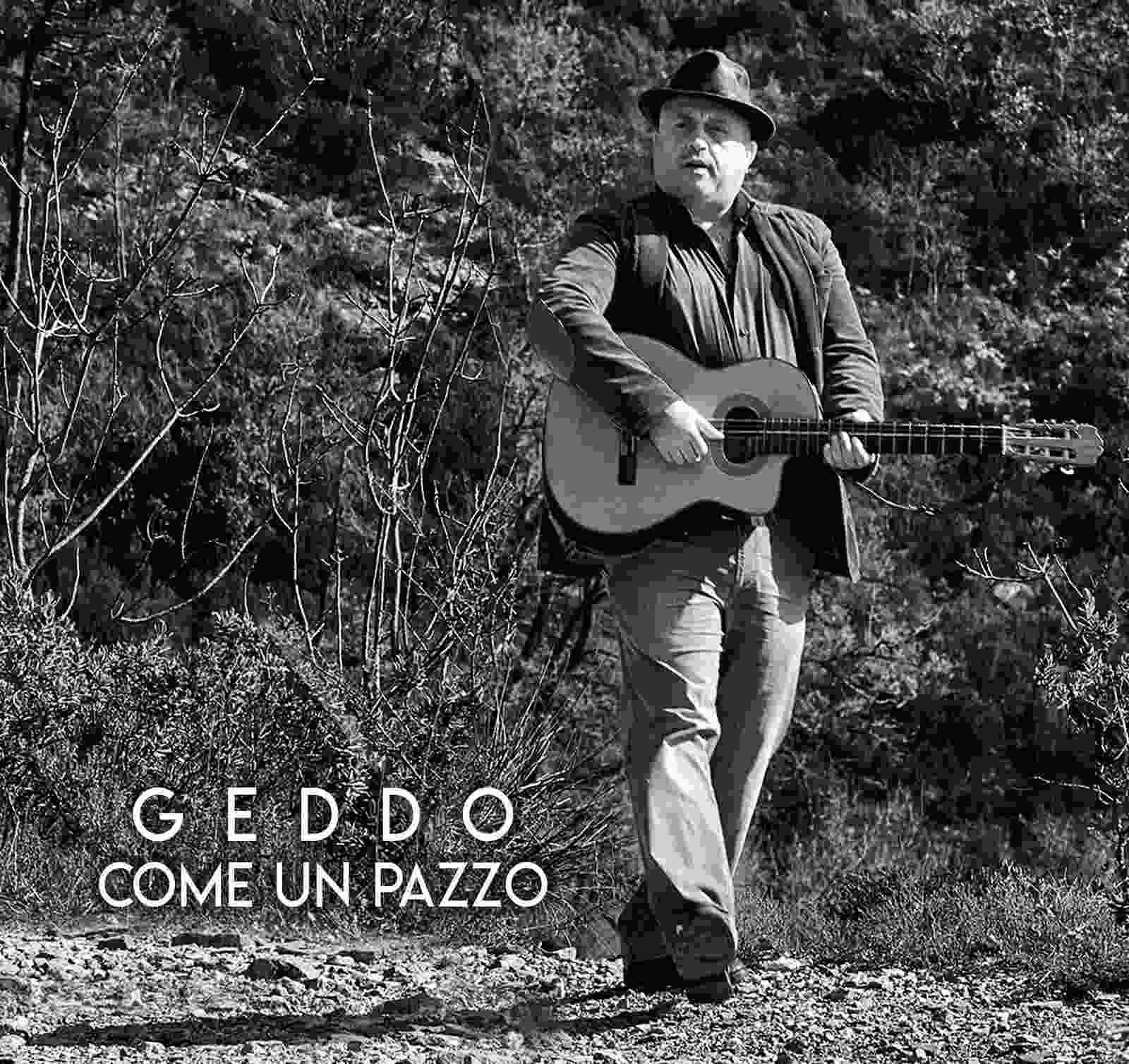 """GEDDO, """"Come un pazzo"""" è il nuovo brano estratto dal disco """"Fratelli"""""""