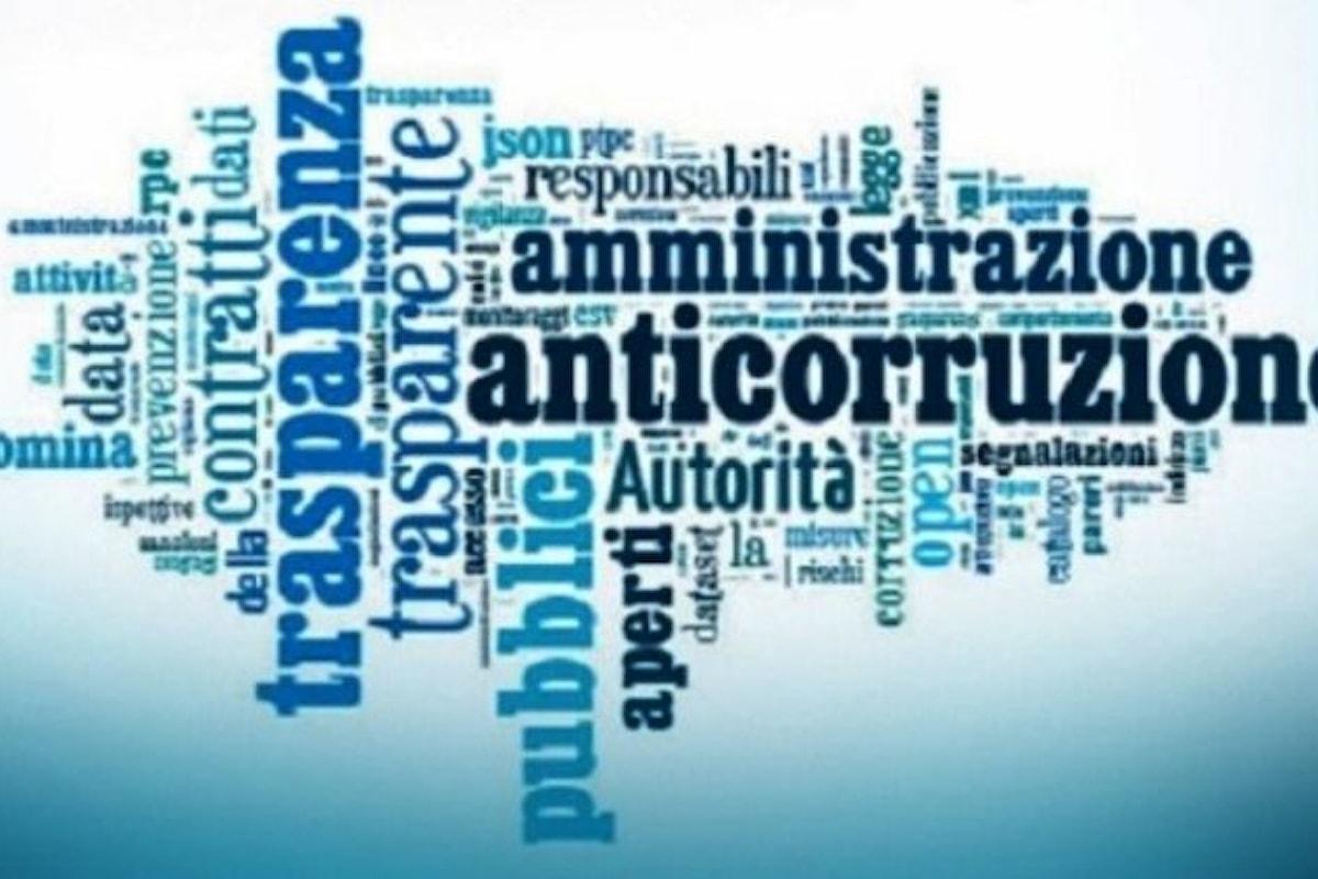 Milazzo (ME) - Approvato il Piano triennale di prevenzione corruzione e trasparenza