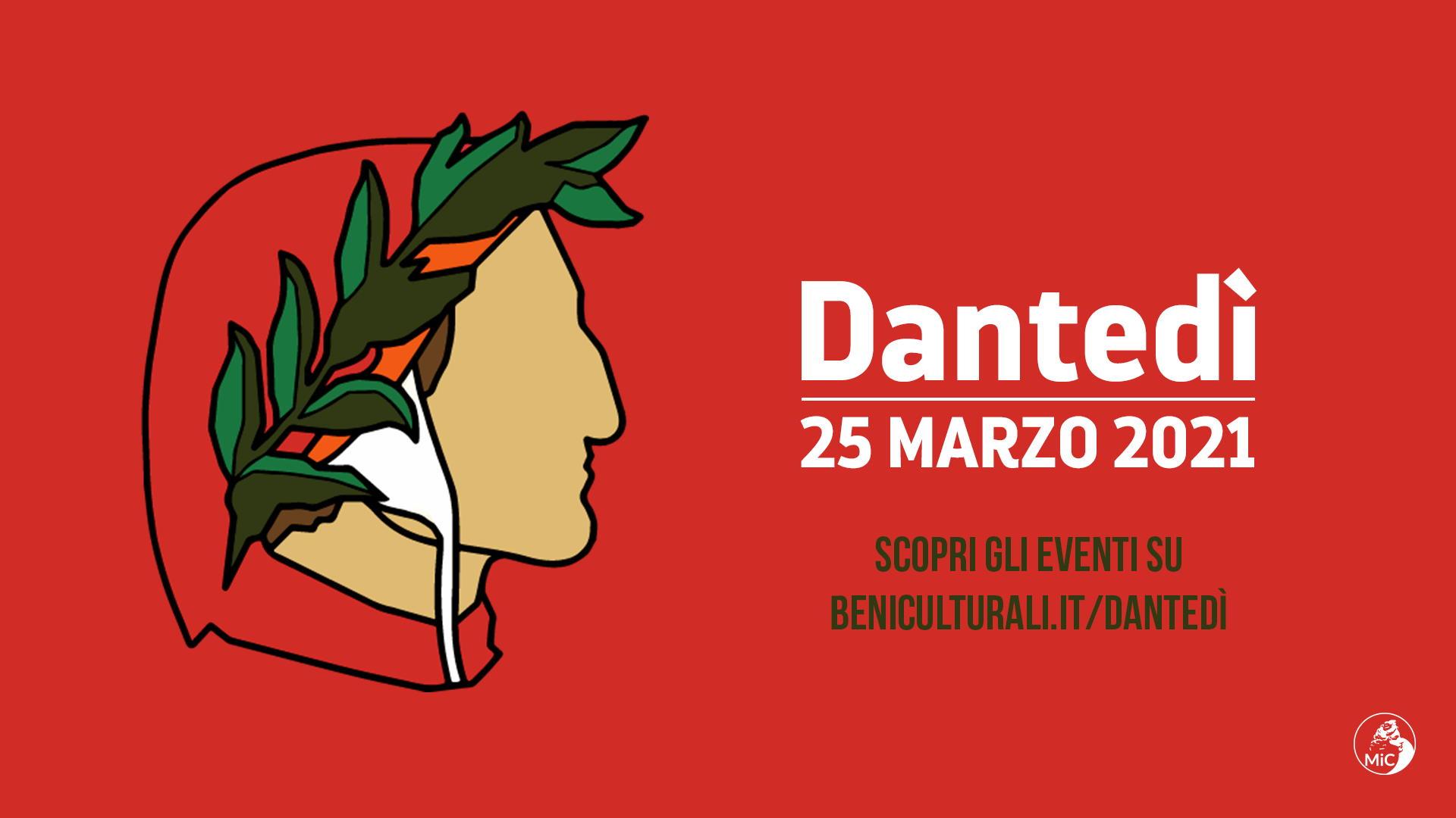 Decine gli eventi organizzati in tutta Italia per il Dantedì
