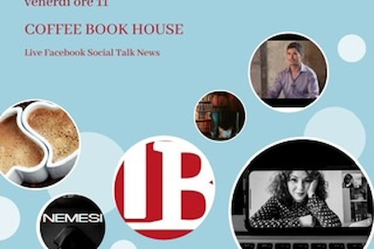Coffee Book House ospite di puntata Paolo Bertelli