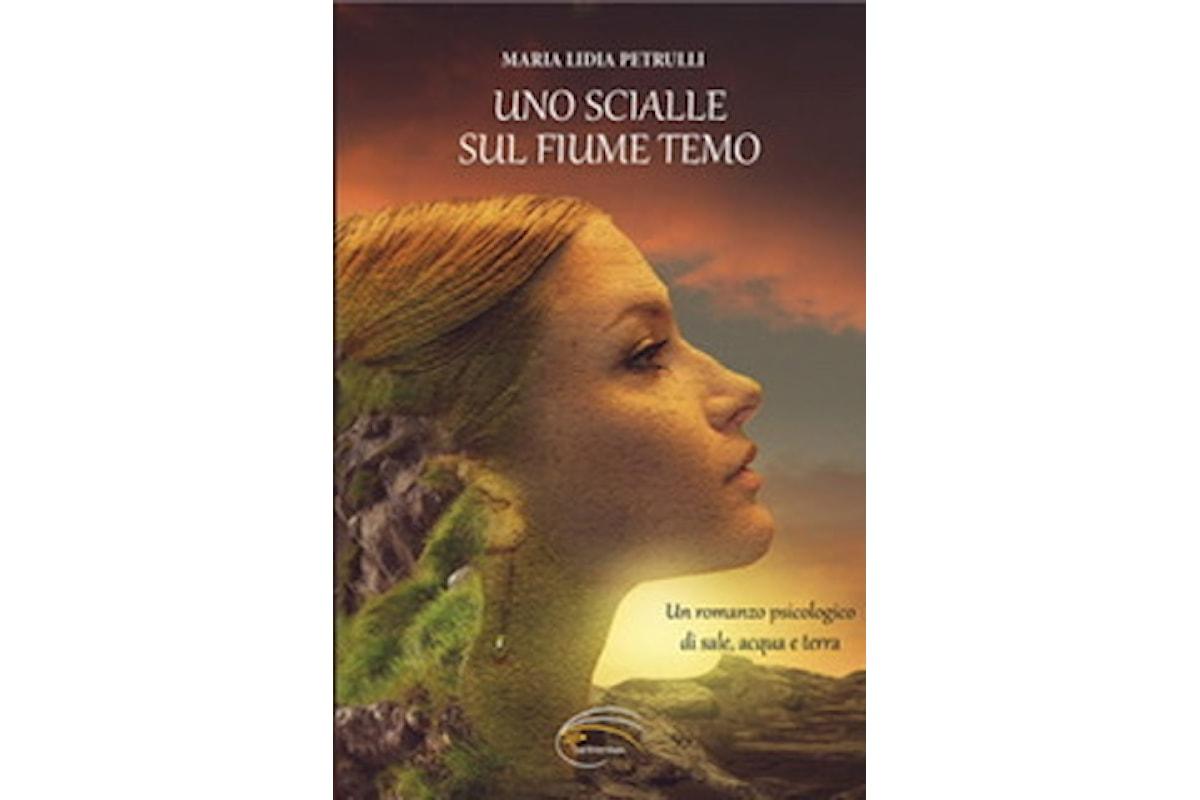"""""""Uno scialle sul fiume Temo"""" di Maria Lidia Petrulli"""