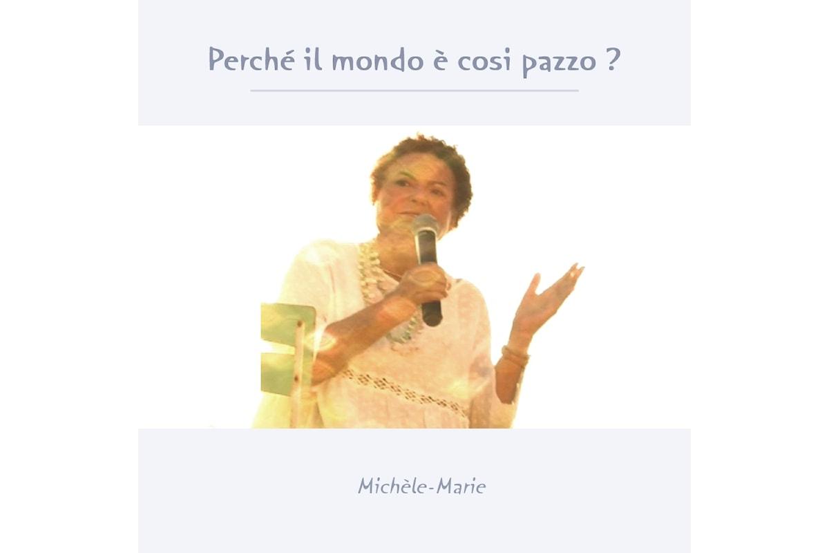 Michèle-Marie, la cantautrice francese presenta il nuovo singolo Perché il mondo è cosi pazzo?